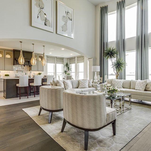 Interior Design Ideas For Open Floor Plans: 371 Best Open Floor Plan Decorating Images On Pinterest