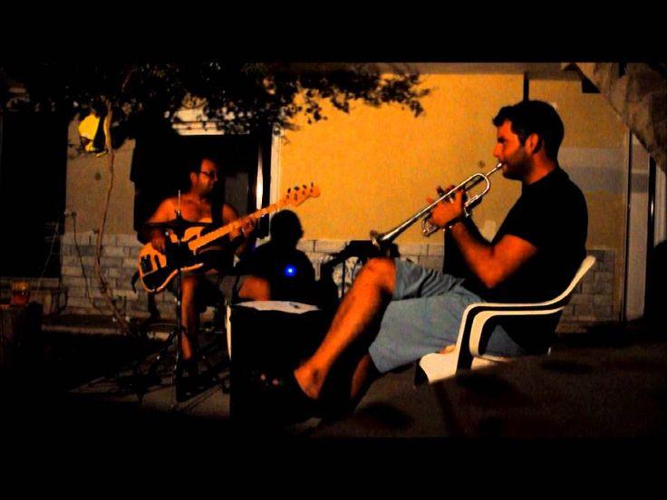 live jam in Aigio