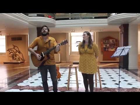 On the Go: Luce Unplugged with Sam McCormally - YouTube  #LuceUnplugged || http://americanart.si.edu/luce/unplugged