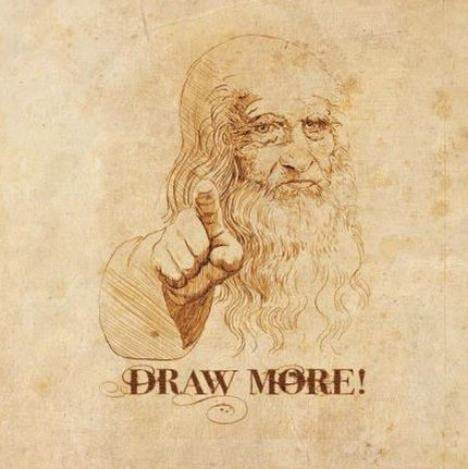 10 Reasons Why Artists Should Draw More