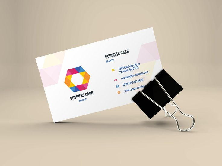 Incorporate your logo in your card and have your identity introduced thru a card!