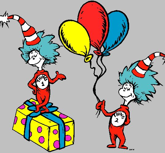 106 best images about Cat in the Hat Party Ideas on ...