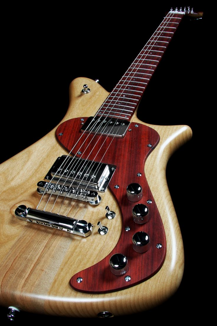 Becker Guitars Retro Series