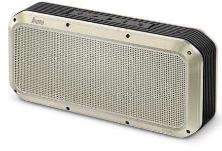 Magnifieke Outdoor Speaker met Bluetooth. De Divoom Voombox Party is een ruggedized speaker, krachtig en indrukwekkend geluid, maar compact genoeg om overal mee
