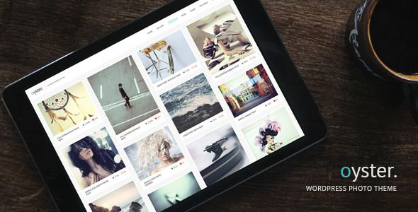 Download Free Oyster v2.9 Creative Photo WordPress Theme This WordPress theme Oyster v2.9 is the best photo theme with unlimited capabilities yet easy editable our new Oyster WordPress Theme will help to break a new ground for your web project! Modern design and responsive framework in combination with maximum flexibility allows to customize this theme …