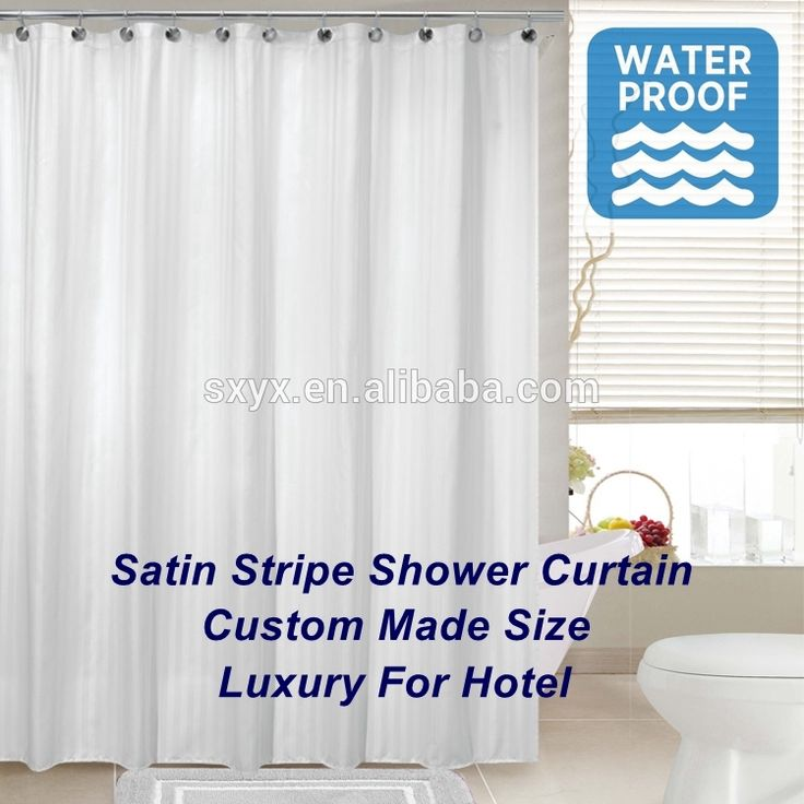 check out this product on alibabacom satin stripe fabric shower curtain