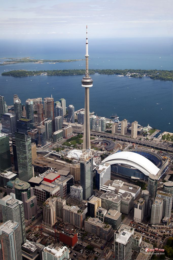 Toronto..fun trip with hubby! Went up in the tower, watched the Jays play, hockey hall of fame...good time.