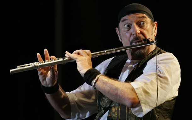 JethroTull at Red Rocks Amphitheatre
