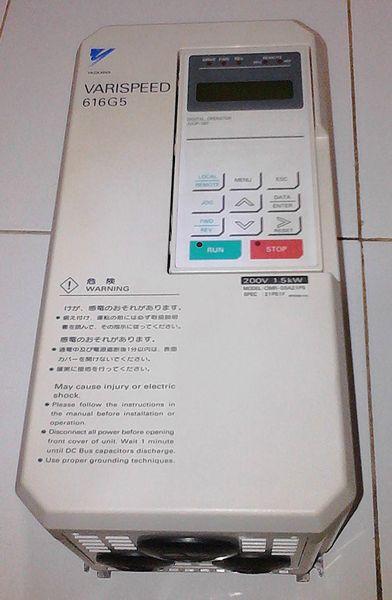 Inverter Yaskawa