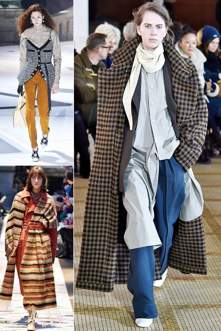 2019 year for girls- Trends fashion winter