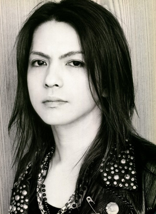 Hyde - solo artist and vocalist of Japanese bands L'Arc~en~Ciel and VAMPS.