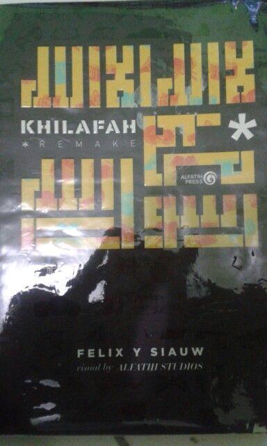 Lebih lengkap sih dr buku khilafah yg blm remake.^-^.aq baca 2 jam selesai...:)