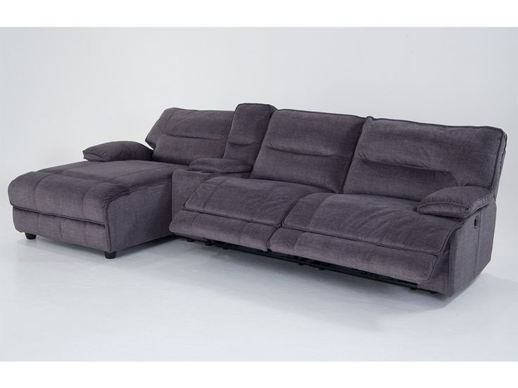 Pacifica Power Reclining 4 Piece Right Arm Facing Sectional With Armless  Power Recliner. Reclining SectionalSectional Living RoomsGame ... - 25+ Best Ideas About Reclining Sectional On Pinterest Reclining