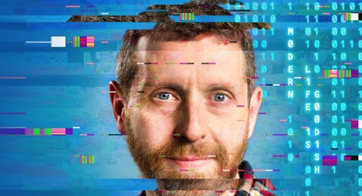 Online abuse? Its water off a comedians back says Dave Gorman