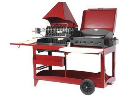 Barbecue le Marquier : Made in France