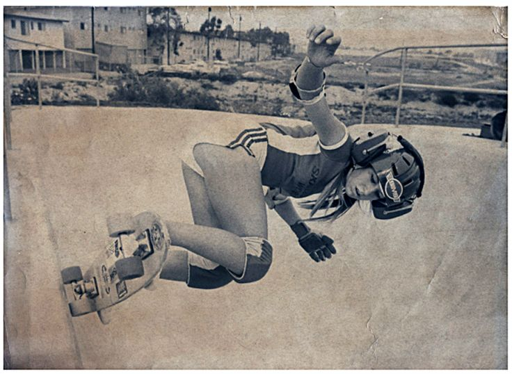 Cindy Whitehead late 70's...
