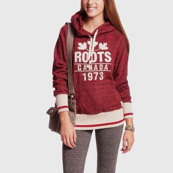 Roots - Cabin Fleece Pullover, $80