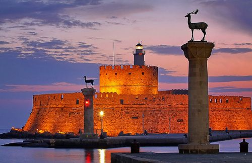 Rhodes, Greece (by tolis*)