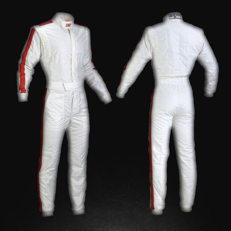 Tuta stile anni 60 One Vintage Suit 1960s Racing