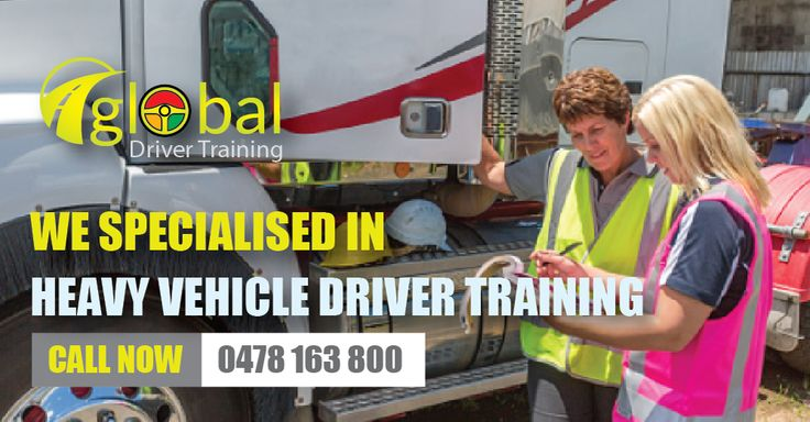 Global Driving Training is specialist in heavy vehicle driver training, including Light Rigid, Medium Rigid, Heavy Rigid, Heavy Combination and Multi Combination licences. #trucklicence #trucklicencetraining #lrlicence #hrlicence #mrlicence #hclicence #mclicence #CarLessons #CarLicence #DrivingLicence http://globaldrivertraining.com.au