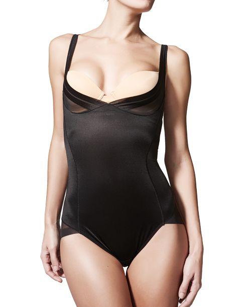 Le nouveau Body gaine de JANIRA - The NEW shapewear Bodysuit by JANIRA