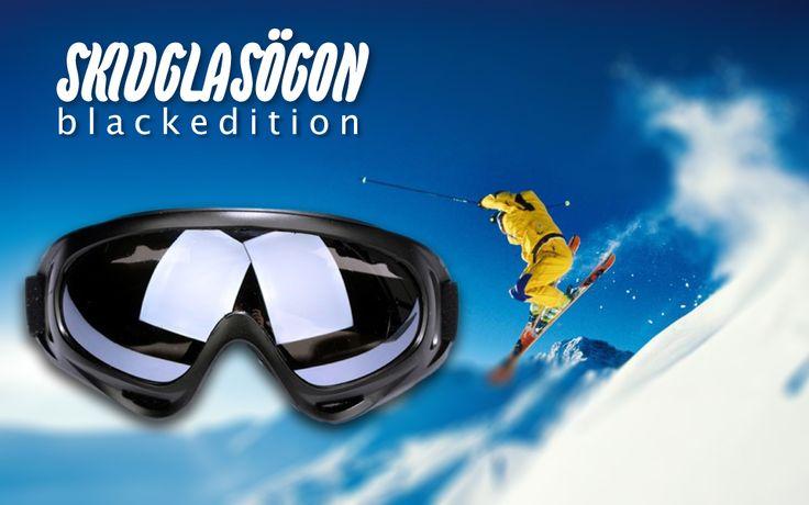 Skidglasögon för snowboardåkning, skidåkning. 129 kr inklusive frakt