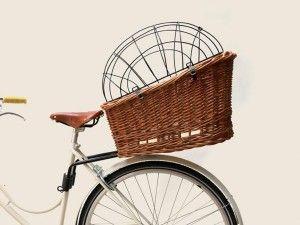F&S | Basil dog bike basket