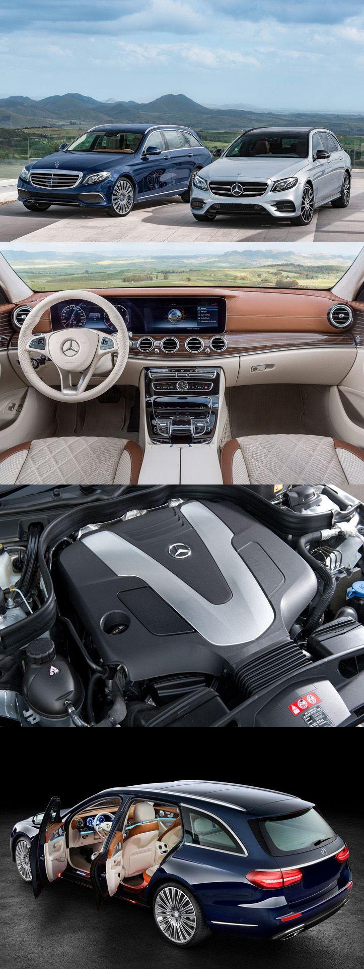 Tuning wald international mercedes benz e class estate w211 -  Mercedes E_class Estate Reviewed