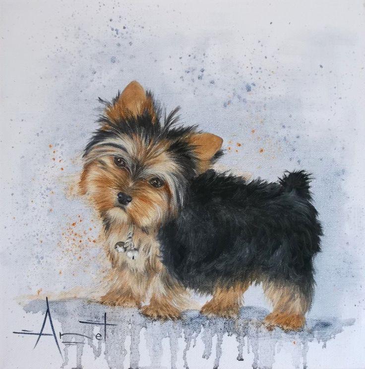 30cm x 30cm Oil on canvas