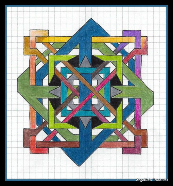 Best  Graph Paper Art Ideas On   Graph Paper Drawings