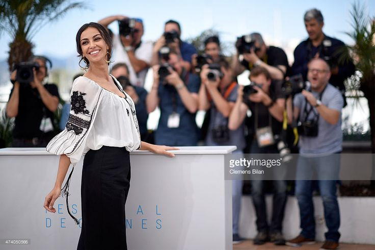 Actress Madalina Ghenea attends the 'Youth' Photocall during the 68th annual Cannes Film Festival on May 20, 2015 in Cannes, France.