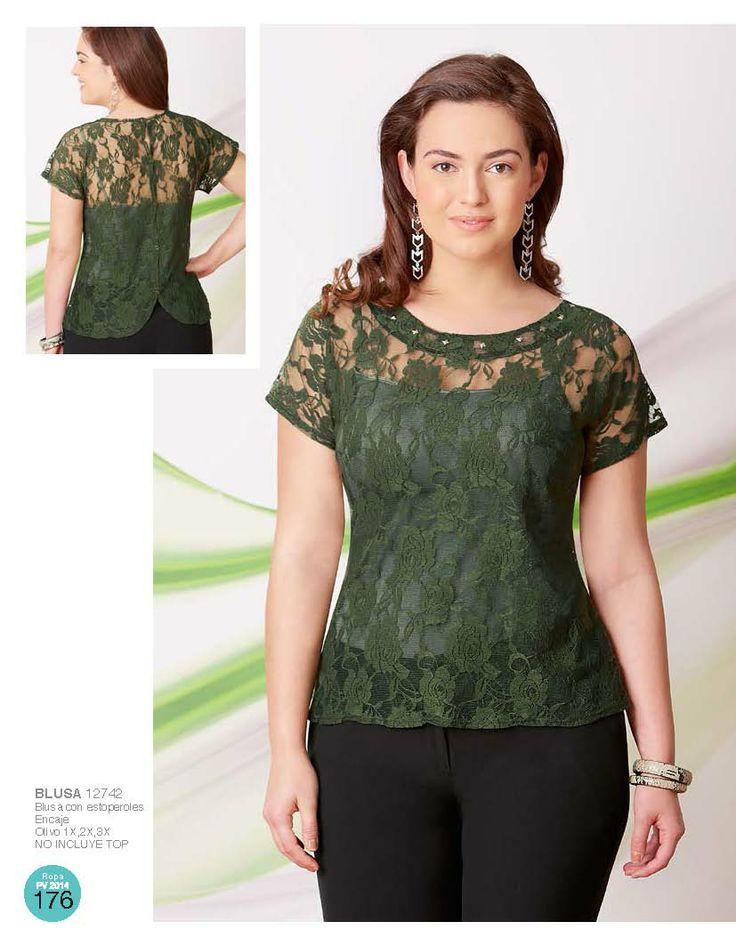Impuls Moda en Tallas Extras www.impuls.com.mx