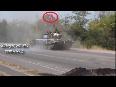 "Ukraine Military War →Armed Forces ""Novorussian"" Start Storming ""Novoazo..."