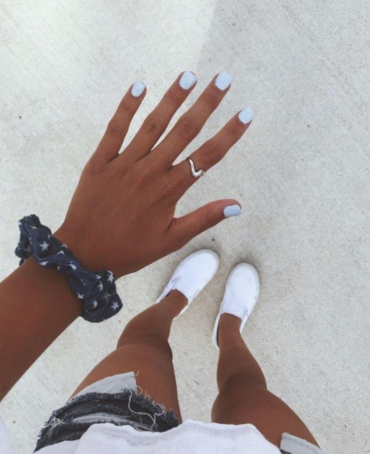 #AcrylicNailsClassy Schmuck, Süße Nägel, Schöne Nägel, Haargummis, Haare Und Nägel, Nägel Inspiration, Acryl Nägel, Fingernägel, Emaillelacke
