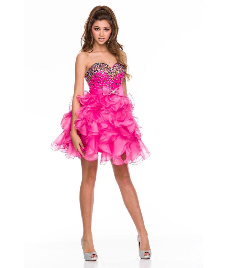 google com ruffle prom short google prom dresses short urban fantasy ...