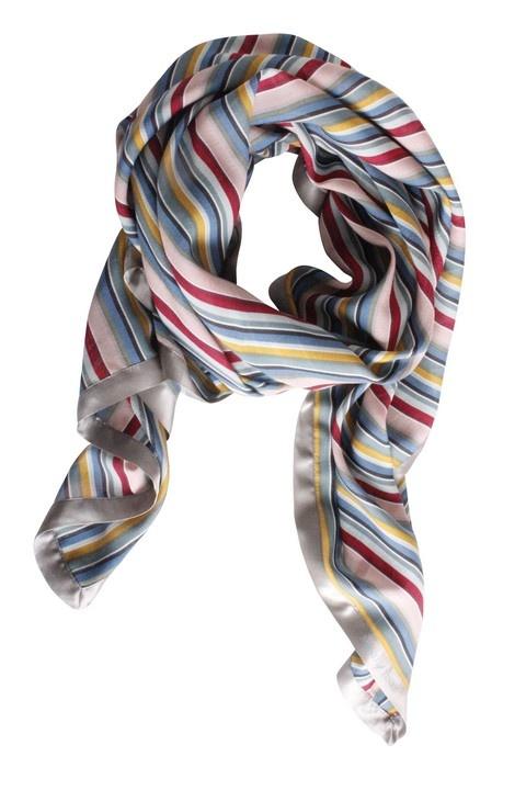 Mind of Line - silk/wool scarf.  www.mindofline.com