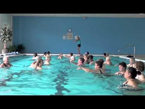 Aqua Zumba Dance, Dance, Dance