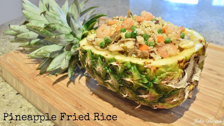 Pineapple Fried Rice | John Dengis