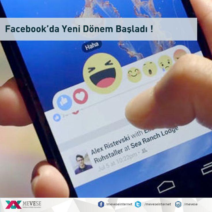 facebook'da yeni dönem başladı : detaylar : http://goo.gl/aCKP4d #facebook #socialmedia #social #sosyalmedya #facebookreactions #reactions