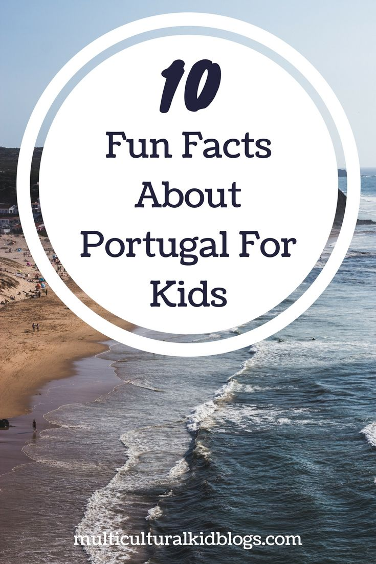 Here are 10 fun facts about Portugal for kids. You will also find a few activity suggestions and further resources to learn more.