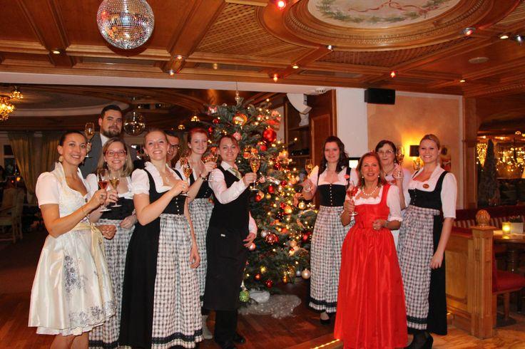 MERRY CHRISTMAS from the STOCK TEAM at Finkenberg, Zillertal, Tirol