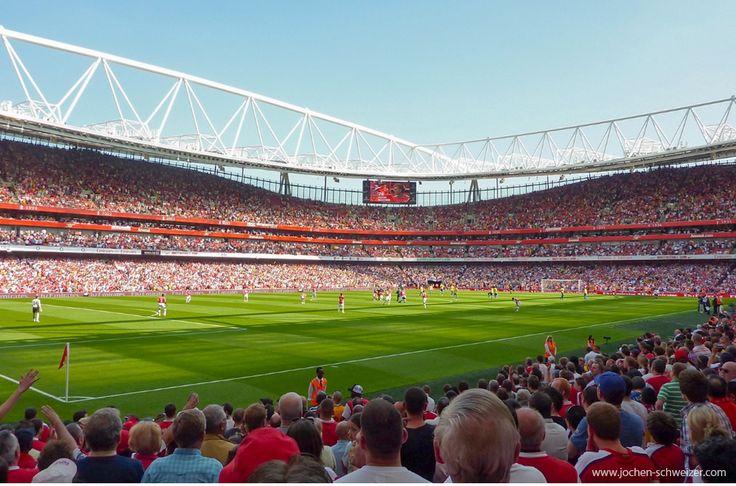 Erlebe eine FC Arsenal Fanreise mit #Stadion Ticket! Bei diesem viertägigen #kurzurlaub kannst Du nicht nur #london entdecken, sondern auch den Stars bei einem Heimspiel zuschauen! #fußball #trip #urlaub