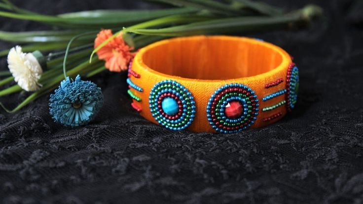 Simple and beautiful Silk thread bangles/Silk thread kada bangles DIY