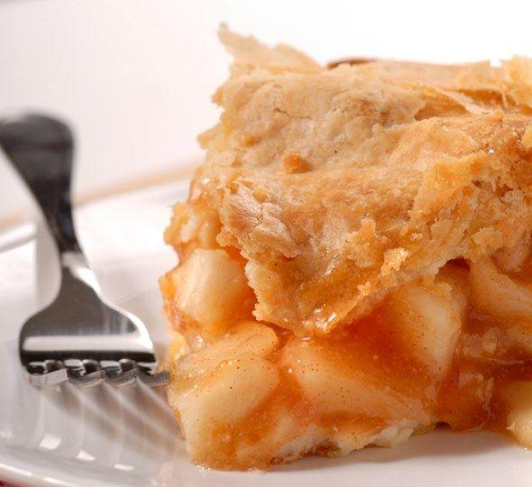 Easy Apple Pie Recipe — Dishmaps