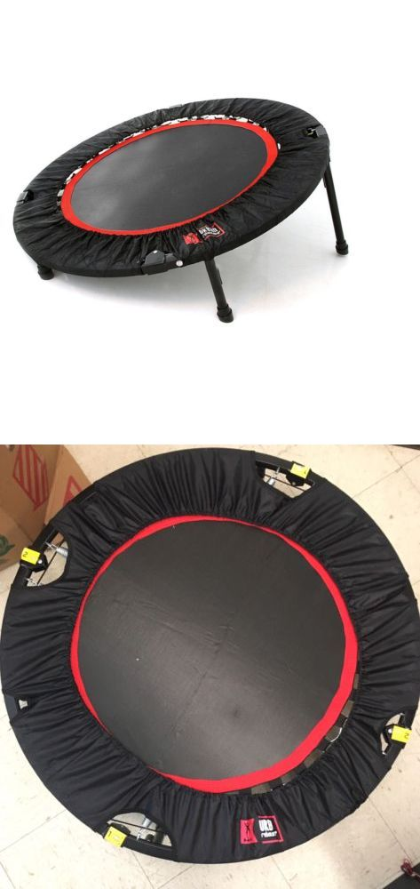 Trampolines 57275: Urban Rebounder Elevated Trampoline Stabilizer Bar Home New Workout Training Dvd -> BUY IT NOW ONLY: $99.99 on eBay!