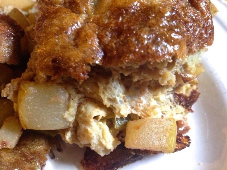 Paleo Breakfast Apple Pies