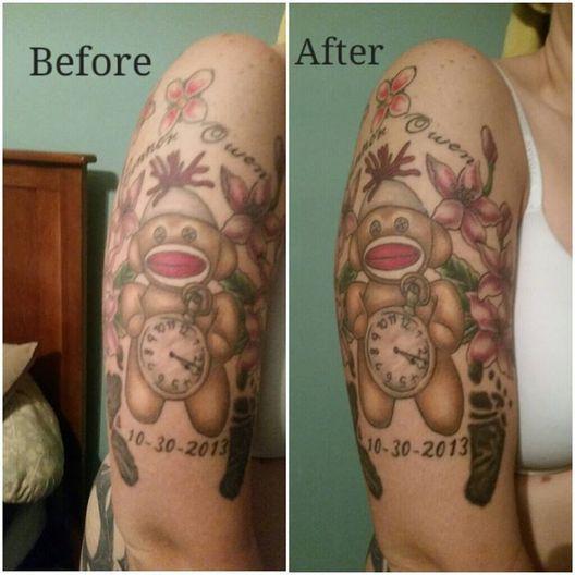 36 best it works defining gel images on pinterest it for Defining skin tattoo