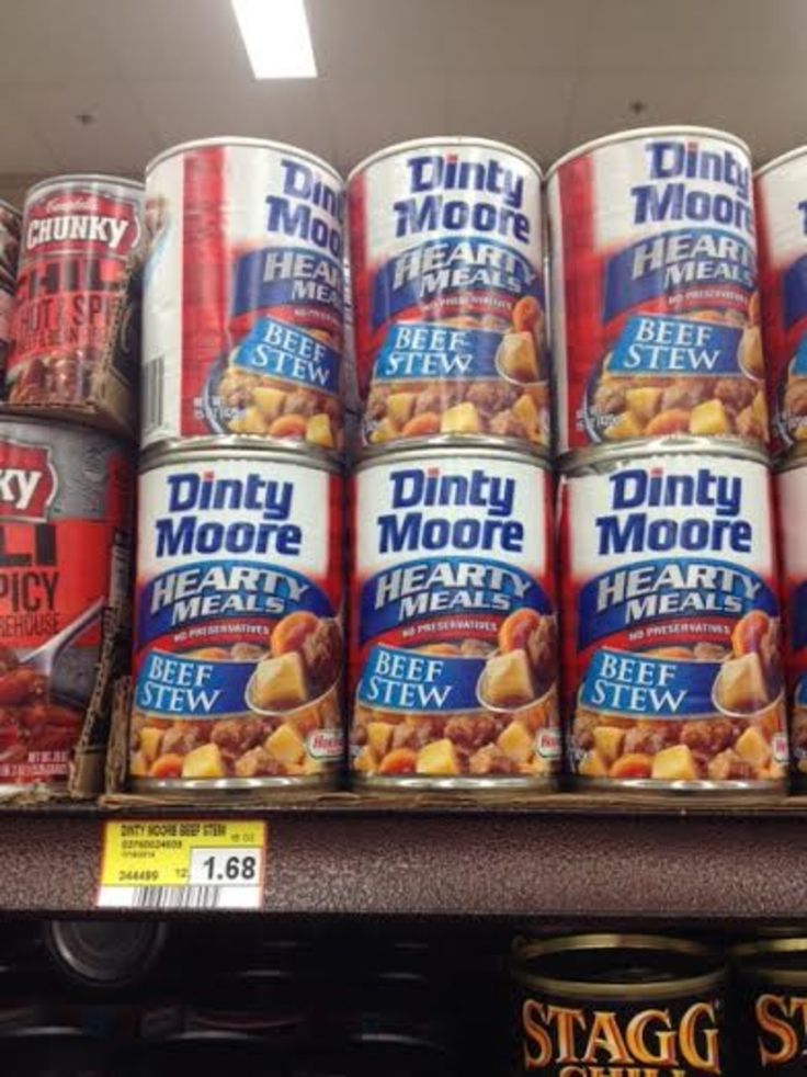 Rare Dinty Moore Beef Stew Coupon - as low at $1.18 at Crest and Homeland! http://www.couponcloset.net/rare-dinty-moore-beef-stew-coupon-low-1-18-crest-homeland/