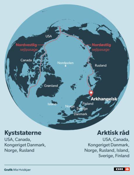 Kæmpe Arktis-konference: Putin vil markere sig | Nyheder | DR