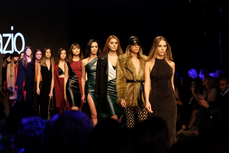 İzmir Fashion Week 2015  Spazio Defile Final www.spazio.com.tr
